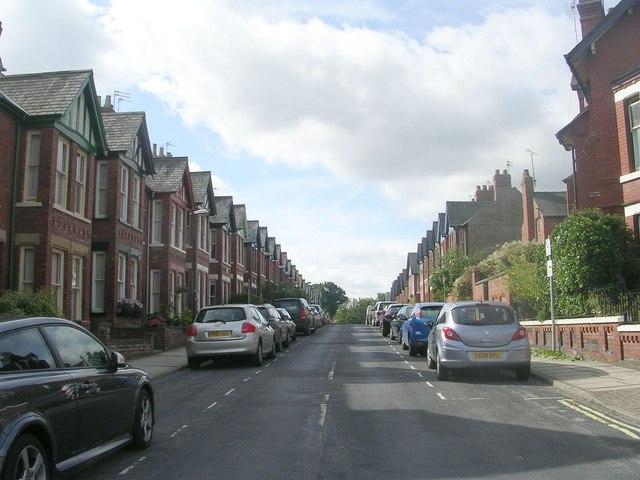 Wentworth Road - Scarcroft Hill
