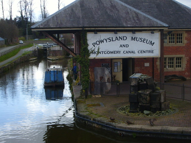 Powysland Museum, Welshpool