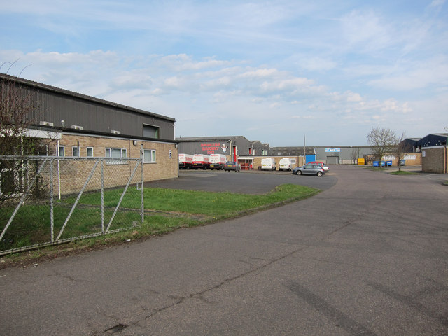 Broad Lane Industrial Estate