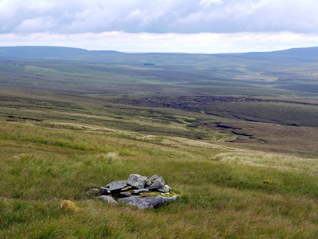 Cairn close to Black Well