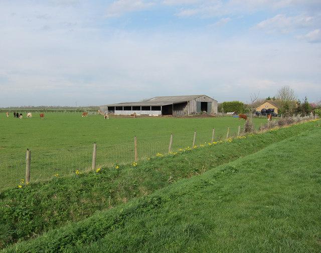 Lode Farm, Broad Lane