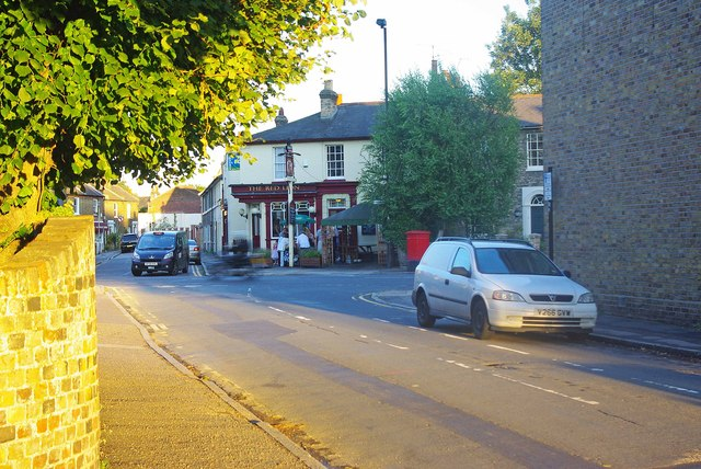 Red Lion, New London Rd