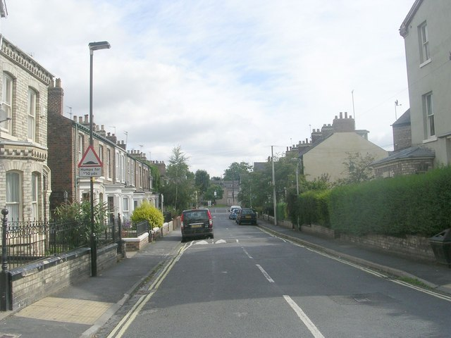 Upper Price Street - Scarcroft Road