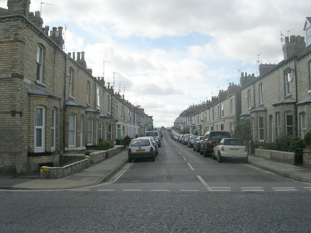 Russell Street - Scarcroft Road