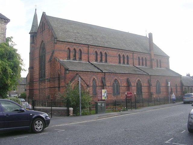 St Clement's Parish Church - Scarcroft Road