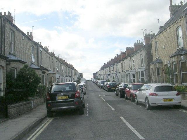 Scott Street - Scarcroft Road
