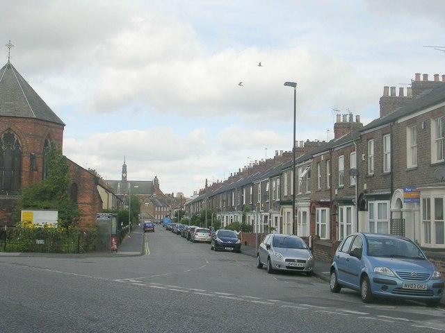 Nunthorpe Road - Scarcroft Road