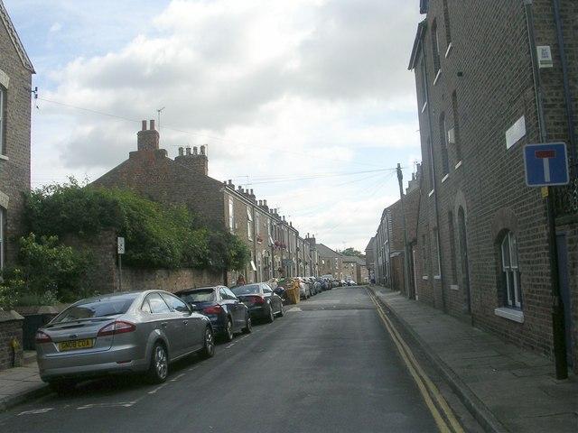 Charlton Street - Bishopthorpe Road