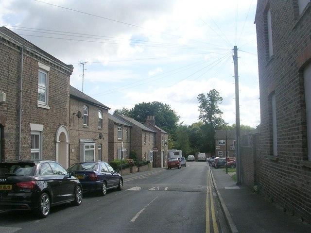 Anne Street - Charlton Street