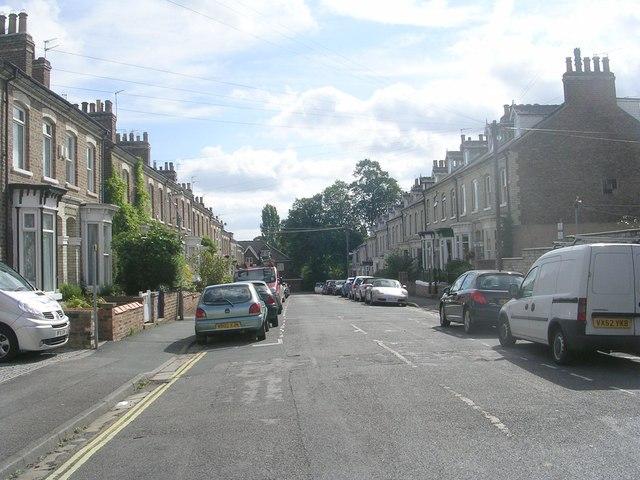 Bewlay Street - Bishopthorpe Road