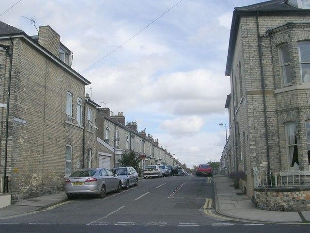 Scott Street - Southlands Road
