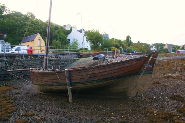 Skiff and Slipway
