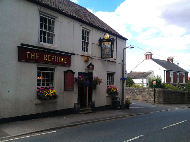 The beehive Harthill