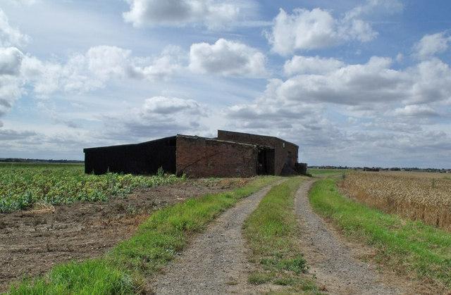Farm Buildings, near Dales Farm