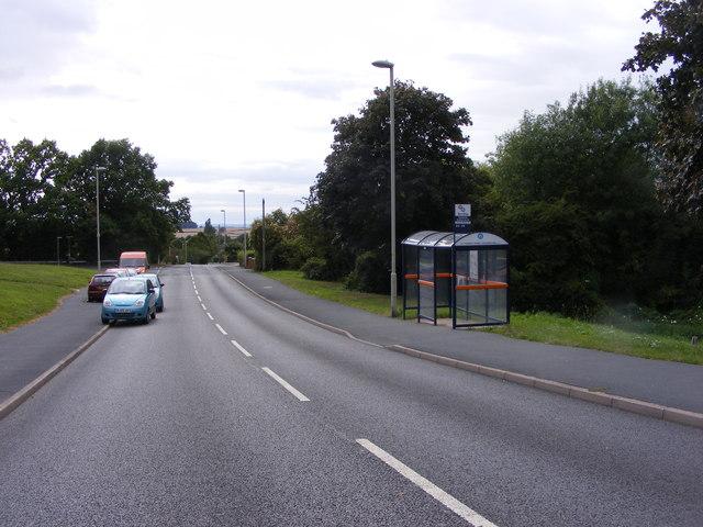 Dobbin's Oak Road Bus Stop