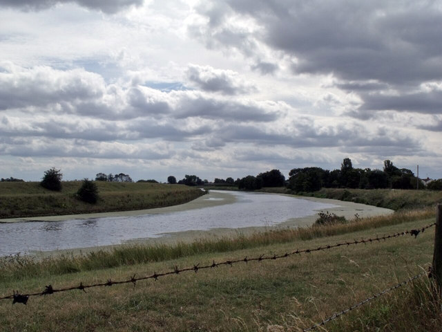 River Witham near Tattershall