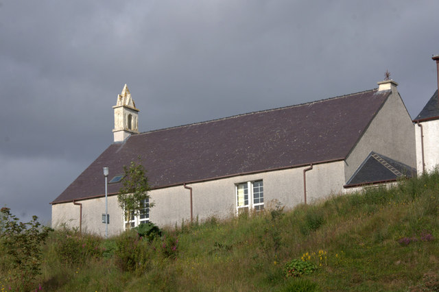 Free Presbyterian Church, Tarbert