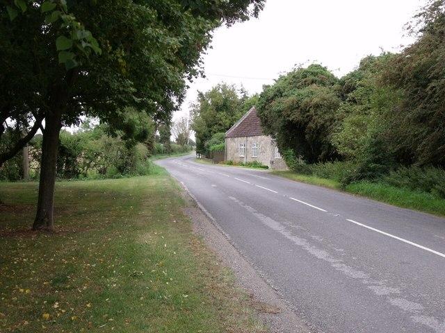 Wood Lane, near Old Wood