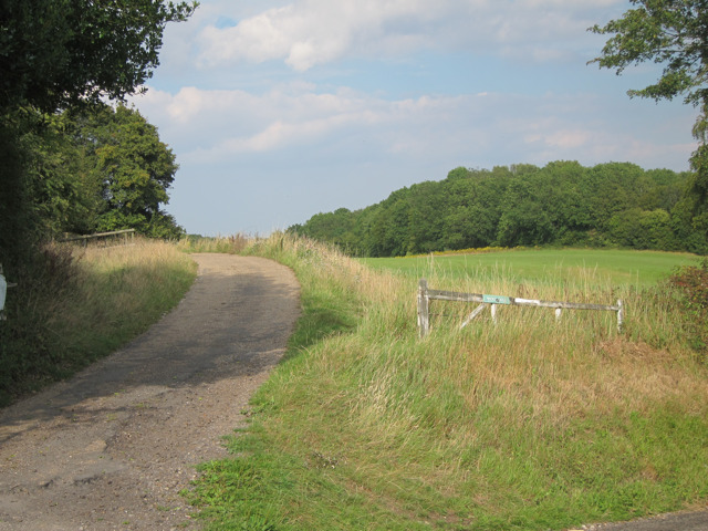 Track to Woodsell