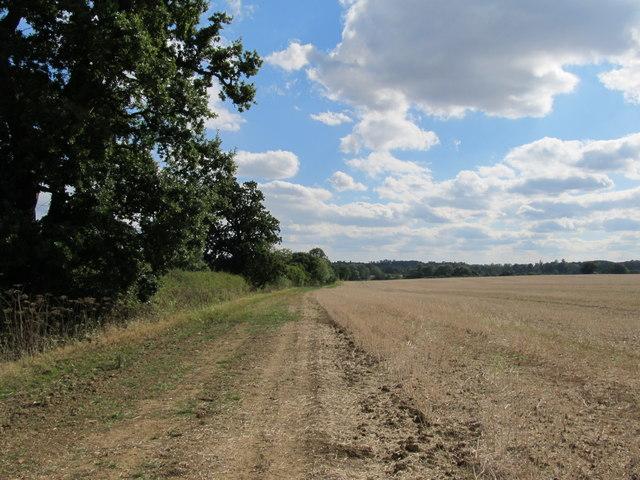 Holdenby Bridleway