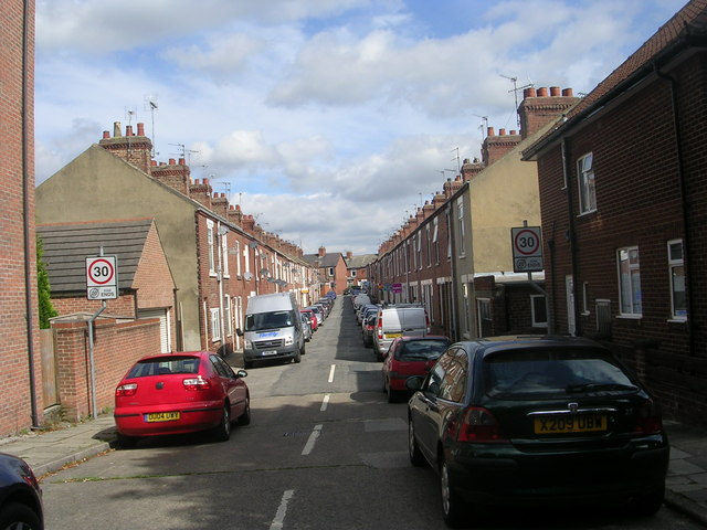 Kensington Street - Campleshon Road