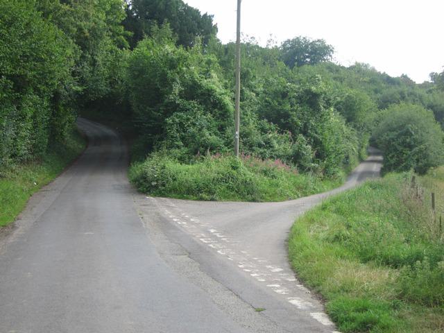 Kettle Hill junction