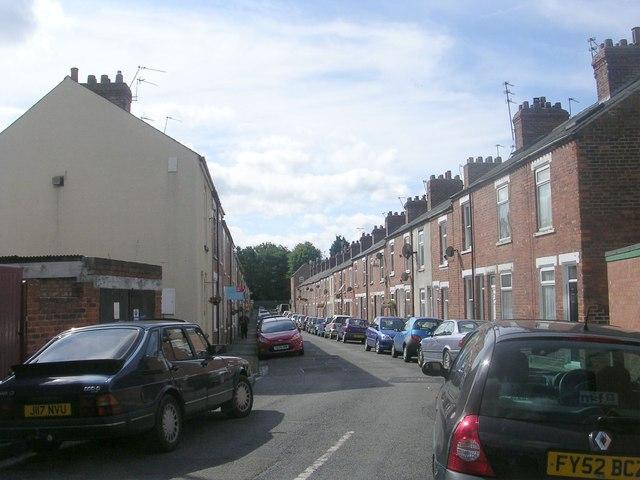 Kensington Street - Balmoral Terrace