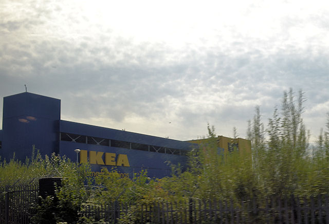 IKEA warehouse Ashton under Lyne