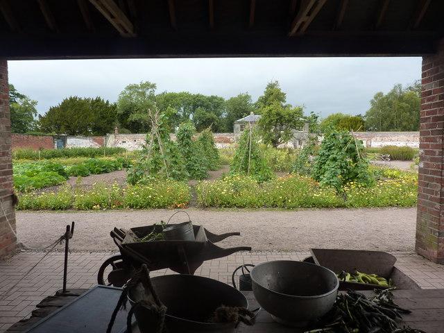 The Walled Garden, Shugborough