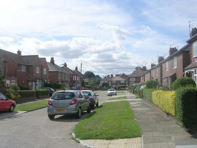 Finsbury Avenue - Beresford Terrace