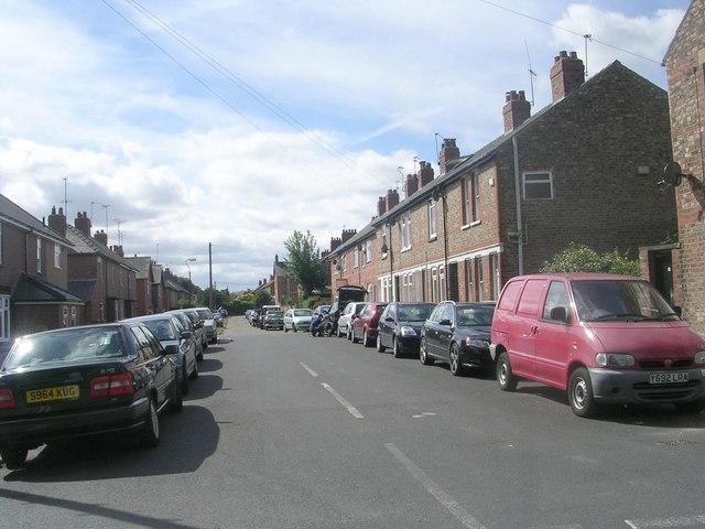 Terry Street - Butcher Terrace