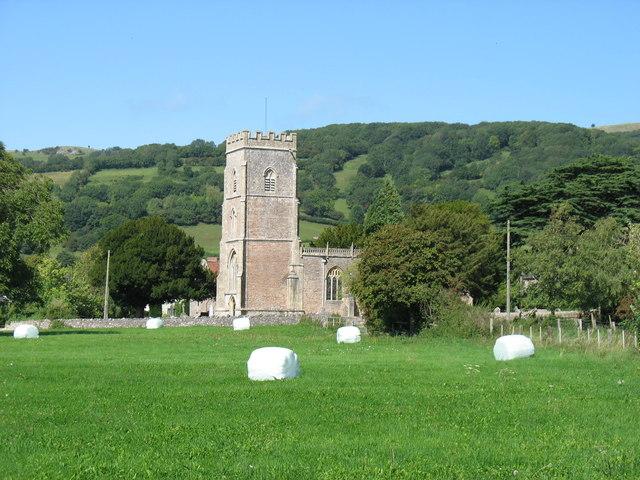 St Leonard's church, Rodney Stoke