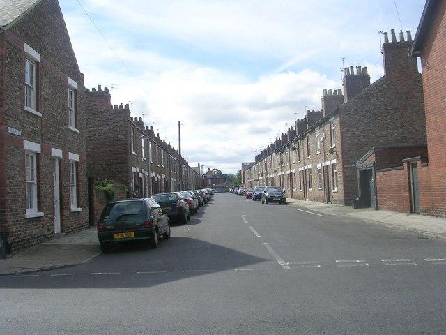 Finsbury Street - Butcher Terrace