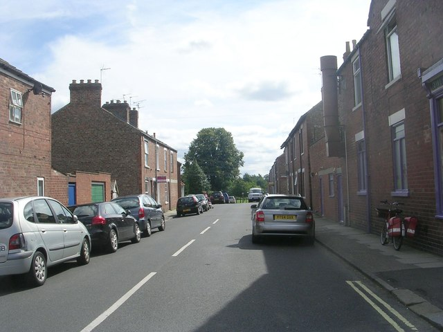 Butcher Terrace - Bishopthorpe Road