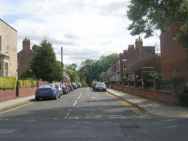 Aldreth Grove - Bishopthorpe Road