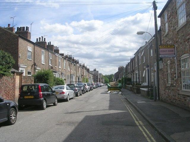 Vine Street - Bishopthorpe Road