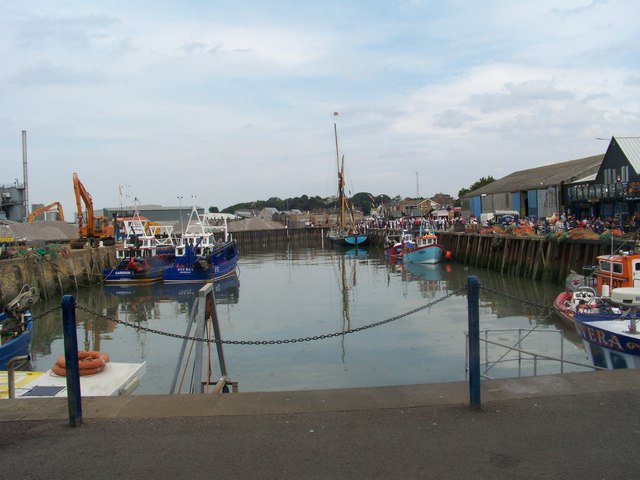Harbour Basin, Whitstable