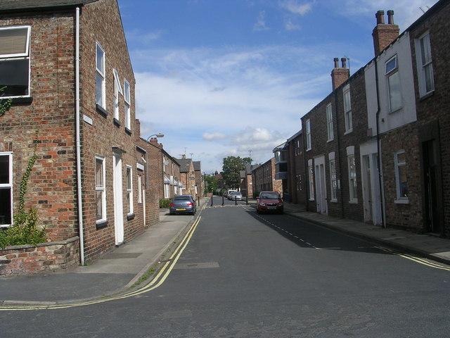 Cherry Street - Vine Street