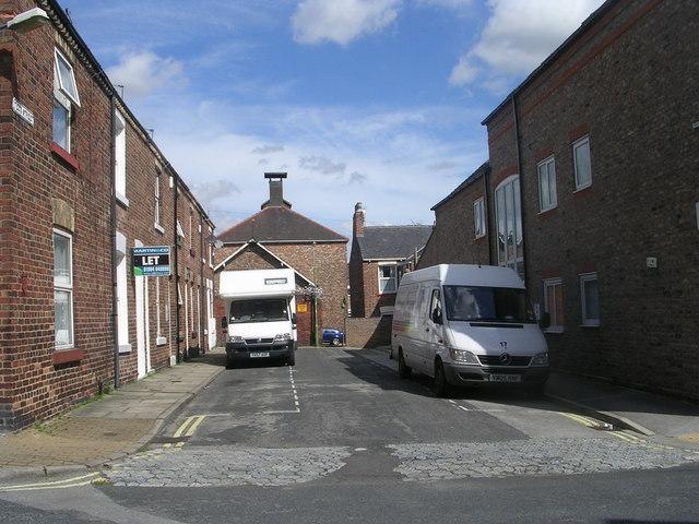 Teck Street - Vine Street