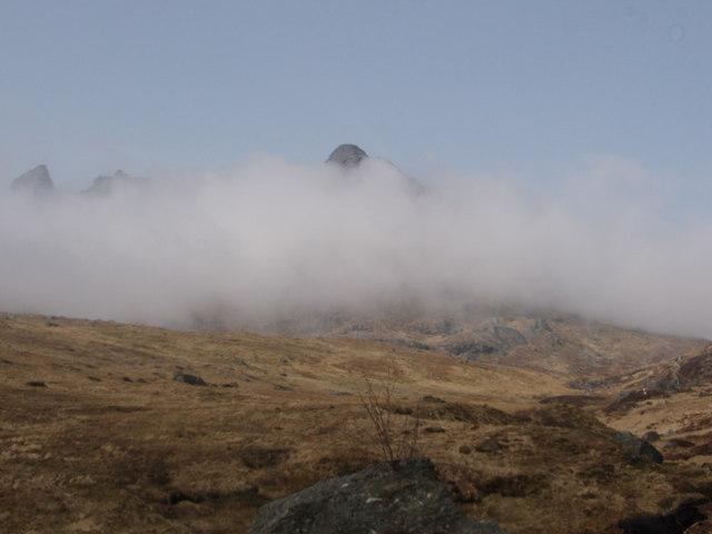 A taunting view of the Cobbler