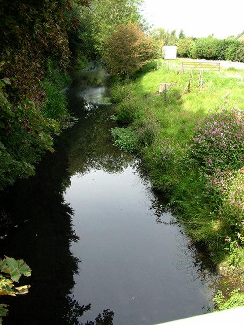 River Lark north of Tollgate Bridge