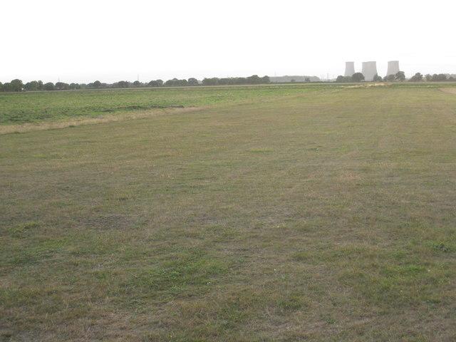 Airstrip near Carr Farm