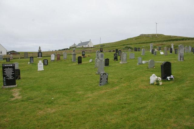 Luskentyre (Losgaintir) graveyard