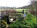 SE1171 : Bath in the corner, Ramsgill by Maigheach-gheal