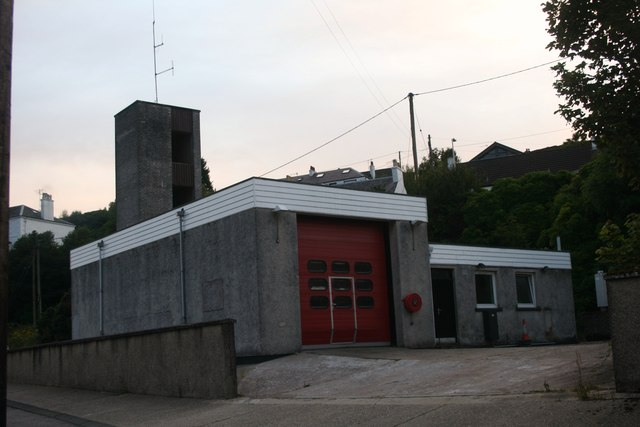 Tarbert Fire Station