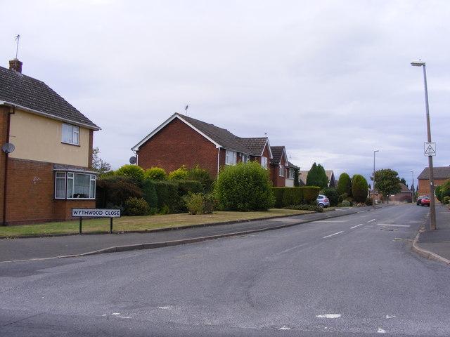 Wythwood Close