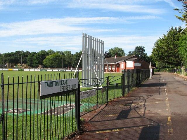Taunton Deane Cricket Club