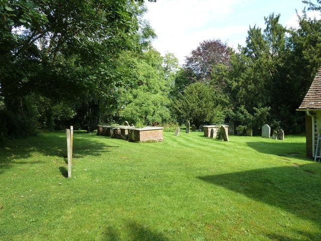 All Saints, Long Sutton: churchyard (2)