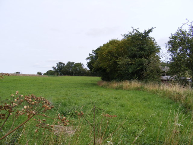 Footpath to Cookley  & Linstead Roads
