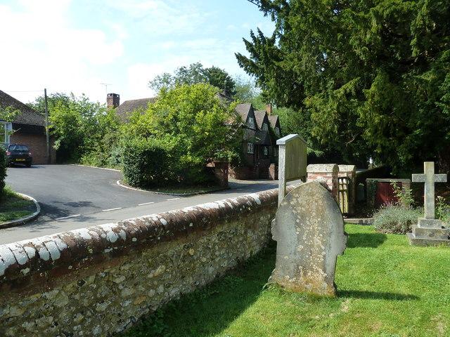 All Saints, Long Sutton: churchyard (3)